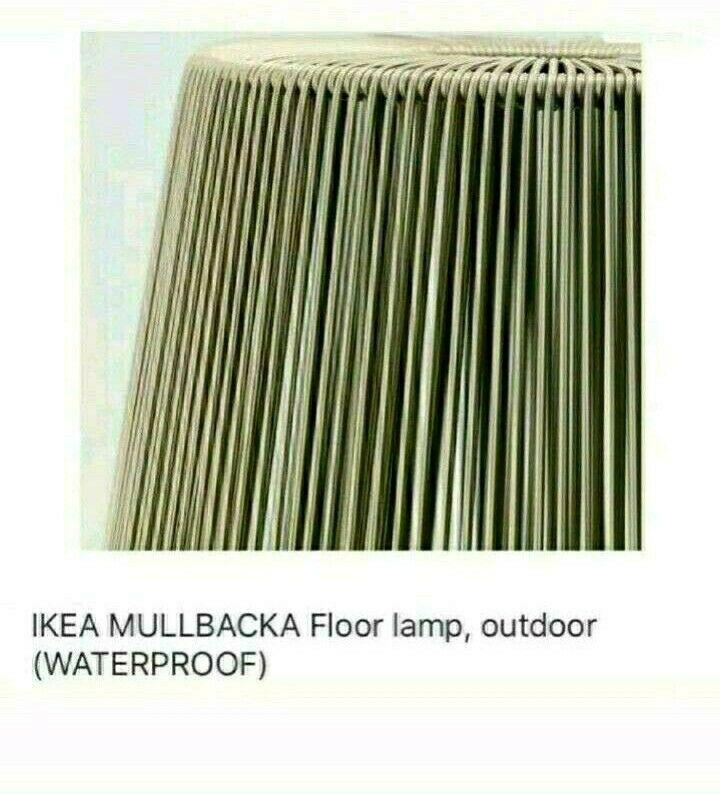 Outdoor Stehlampe Ikea