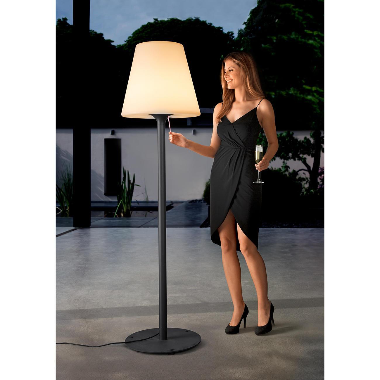 Outdoor Stehlampe Solar