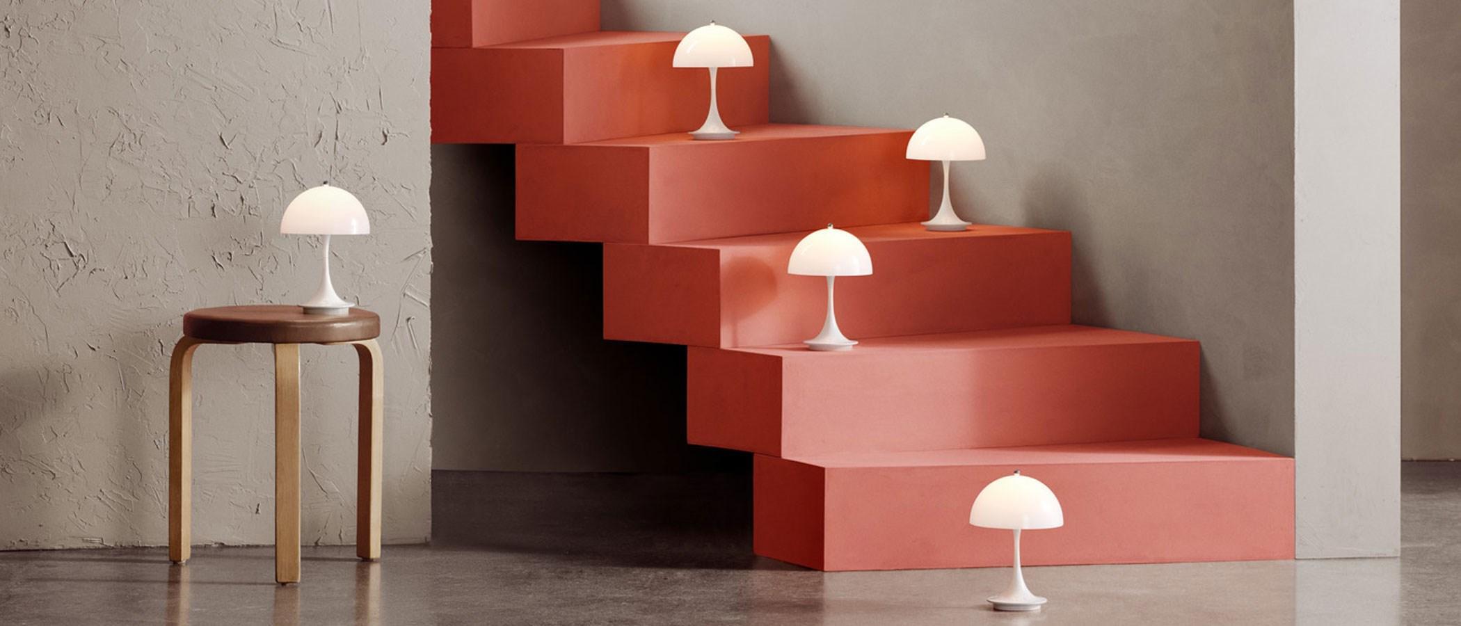 Panthella Portable Table Lamp