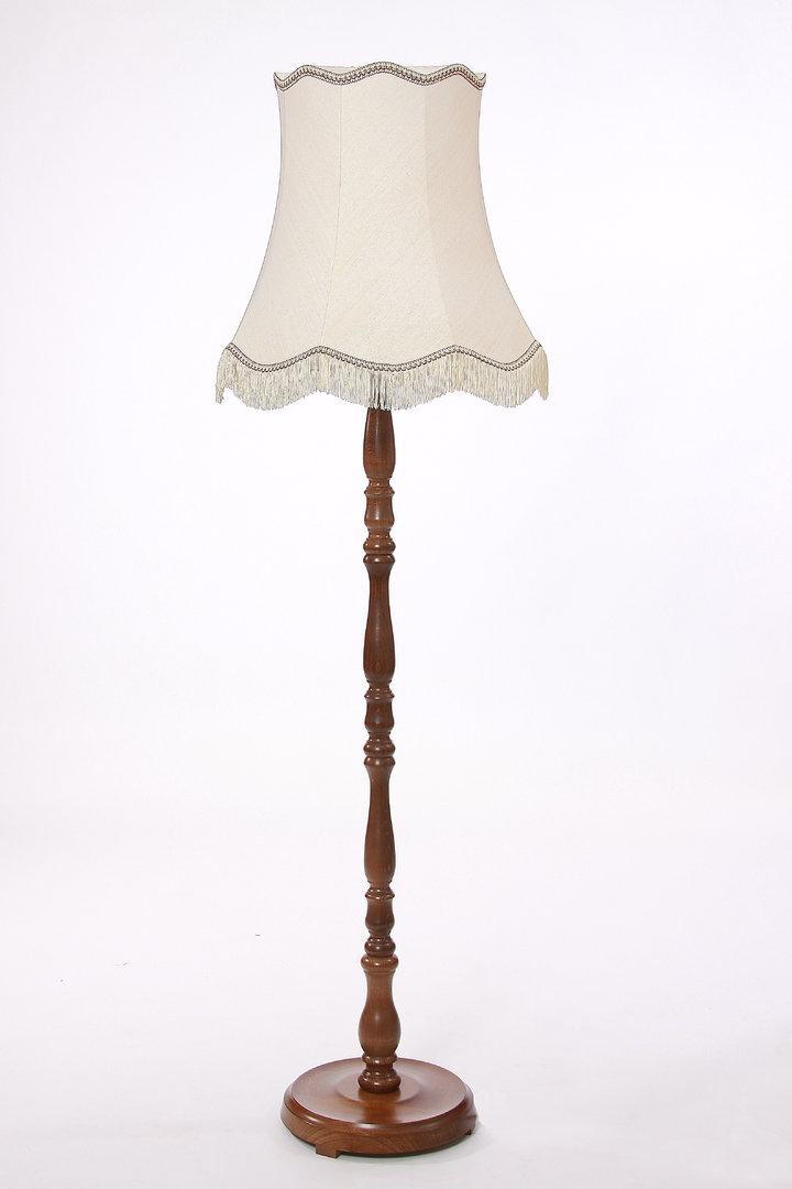 Papier Lampenschirm Stehlampe