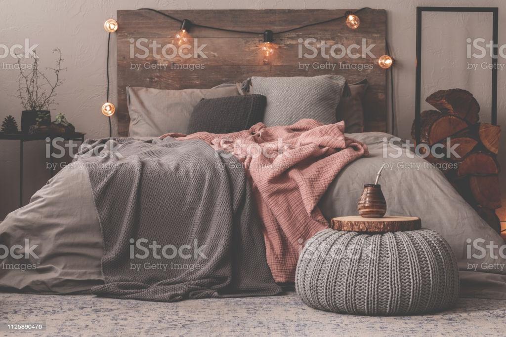 Pastell Rosa Schlafzimmer