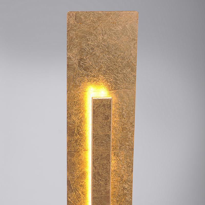 Paul Neuhaus Stehlampe Gold