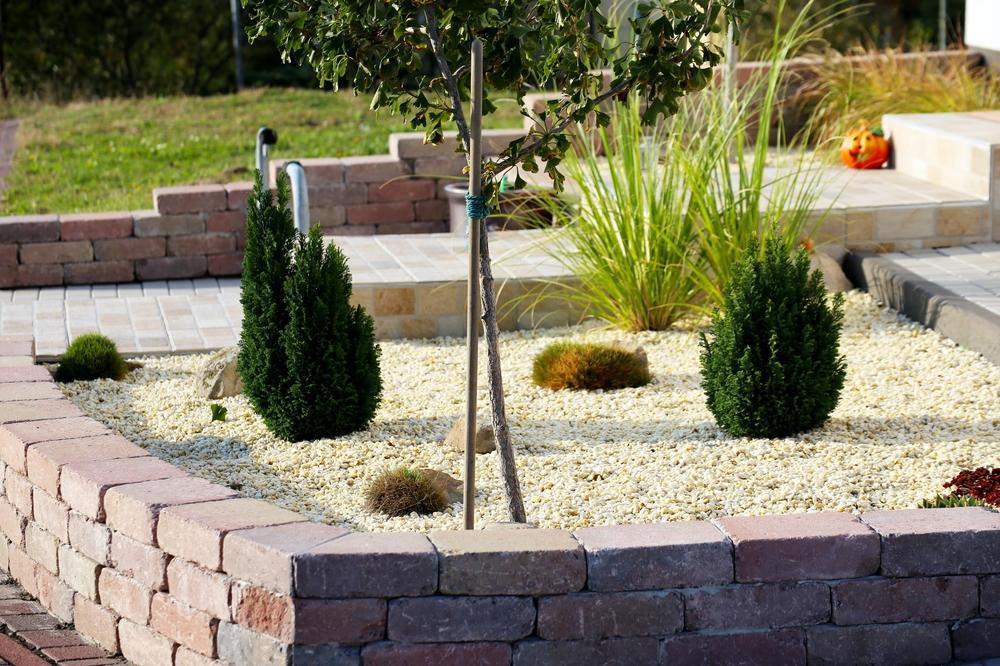 Pflegeleicht Gartengestaltung Ideen Vorgarten