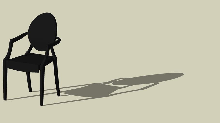 Philipp Starck Stuhl Ghost