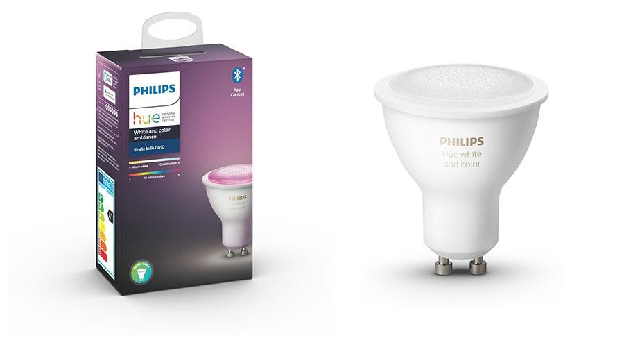Philips Hue Gu10 Size