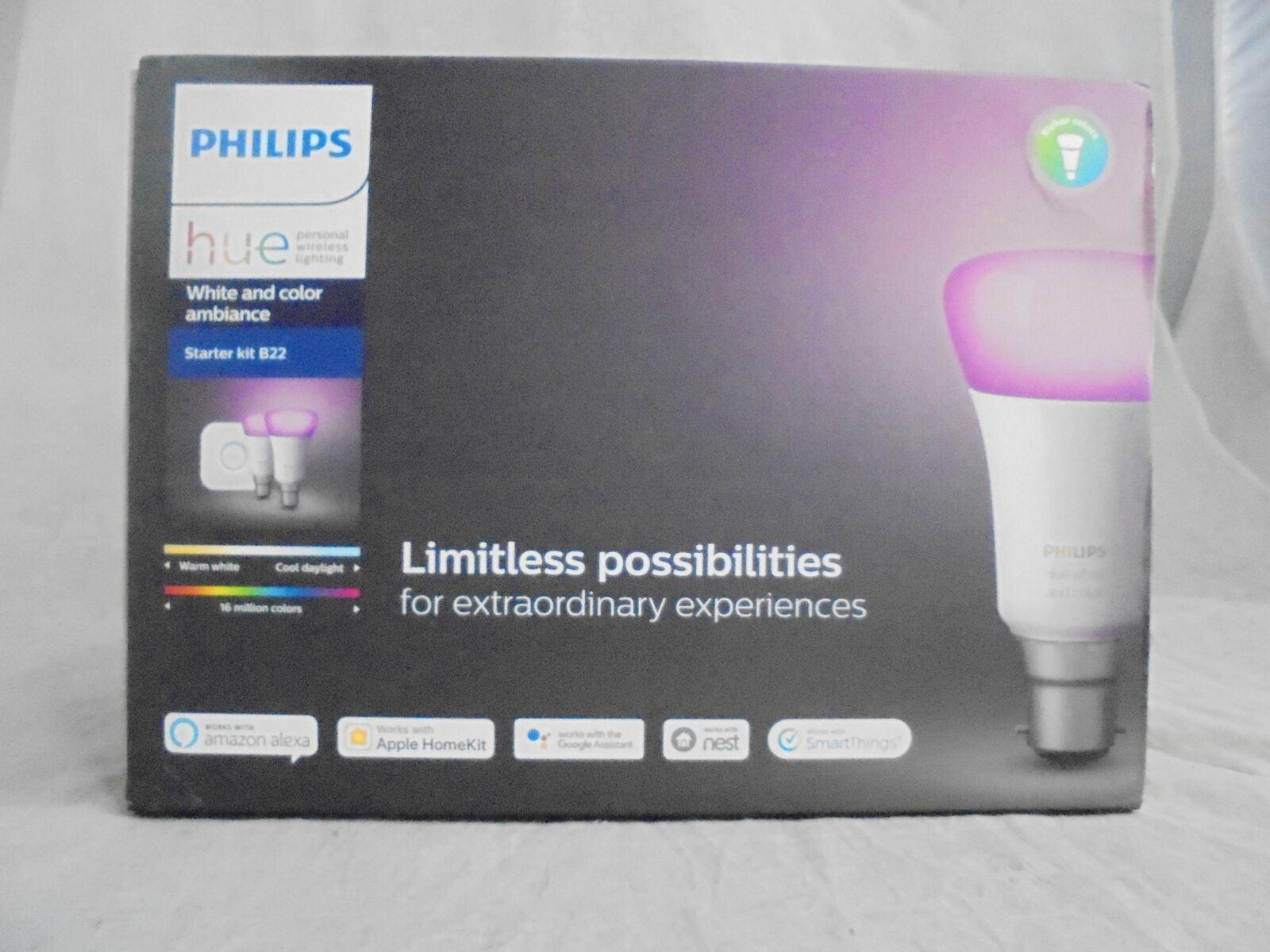 Philips Hue Gu10 Starter Kit Currys