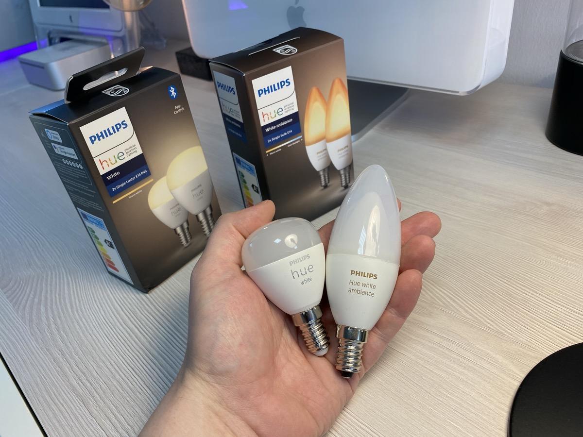 Philips Hue Gu10 White Ambiance 6 Pack