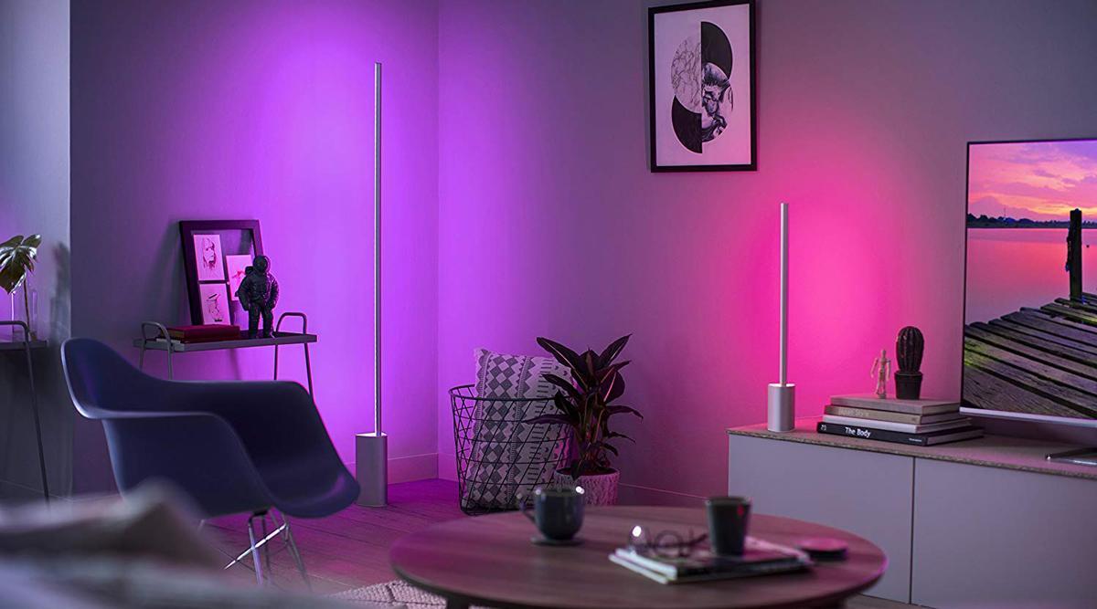 Philips Hue Signe Floor Light