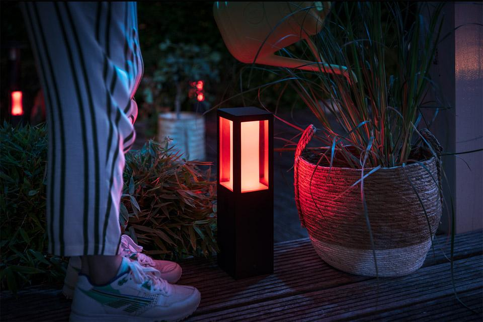 Philips Smart Home Lampe