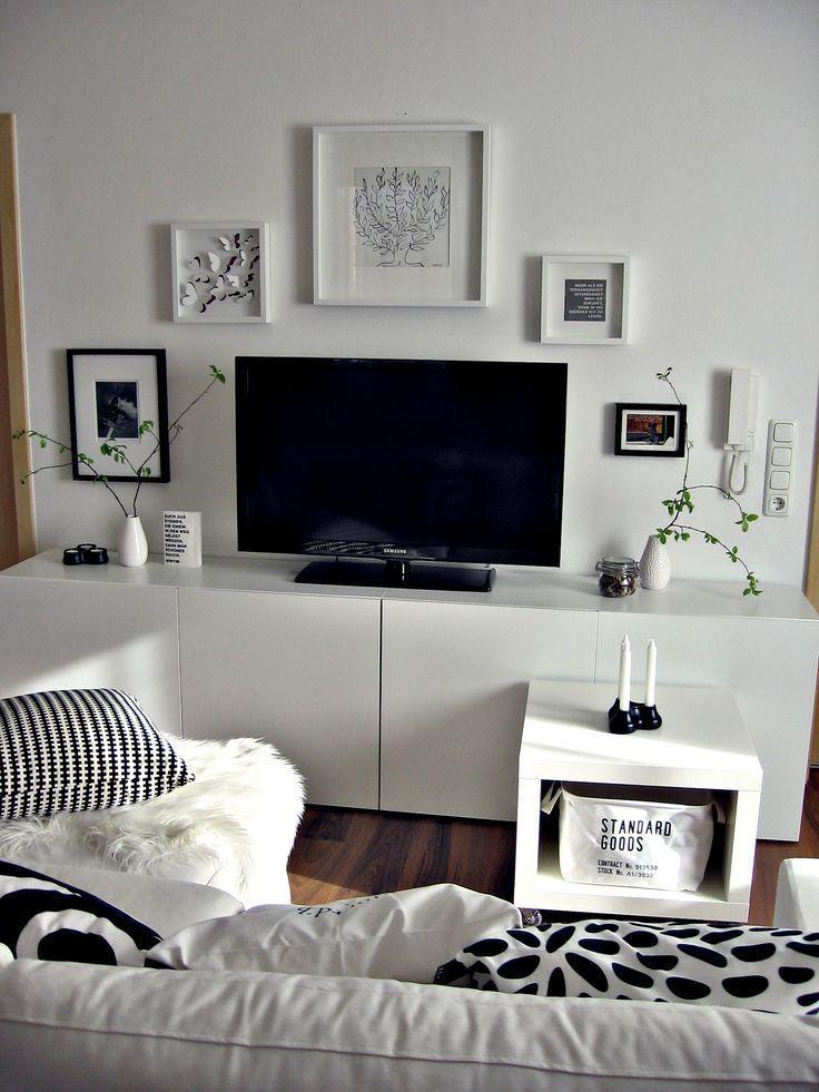 Pinterest Wohnzimmer Fernsehwand