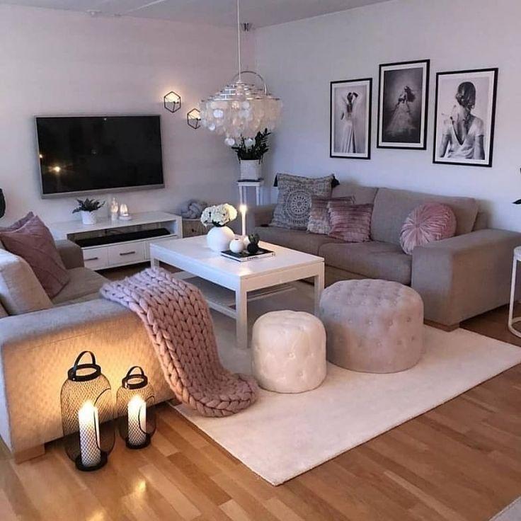 Pinterest Wohnzimmer Grau Rosa