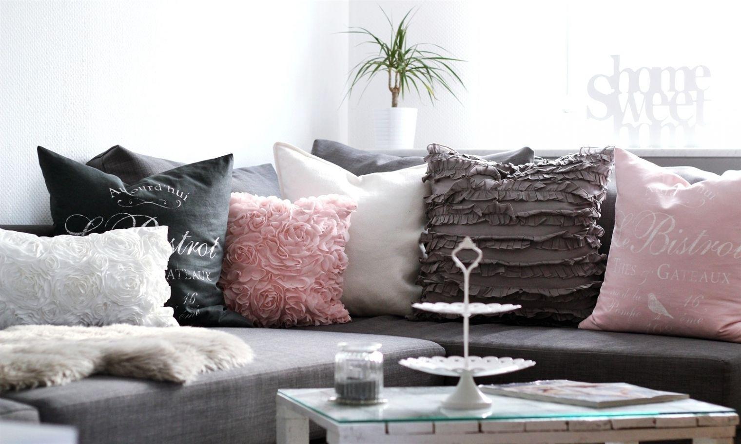 Pinterest Wohnzimmer Rosa Grau