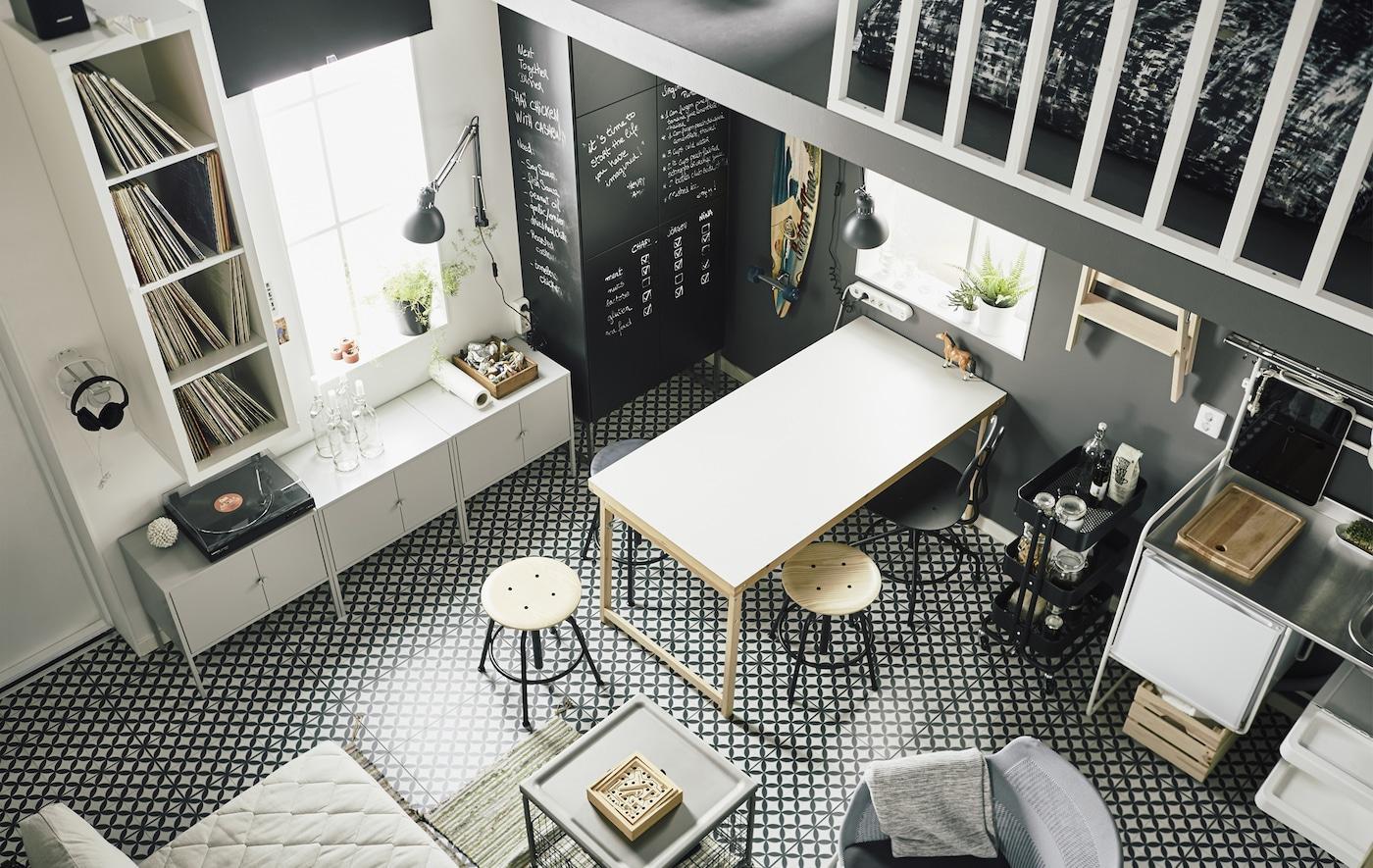 Platzsparende Multifunktionale Möbel Für Kleine Räume