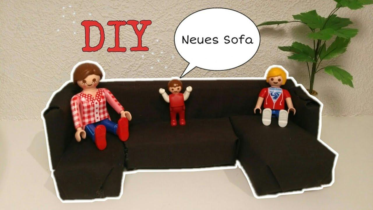 Playmobil Möbel Basteln