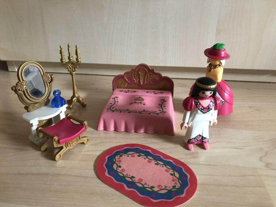 Playmobil Prinzessin Schlafzimmer