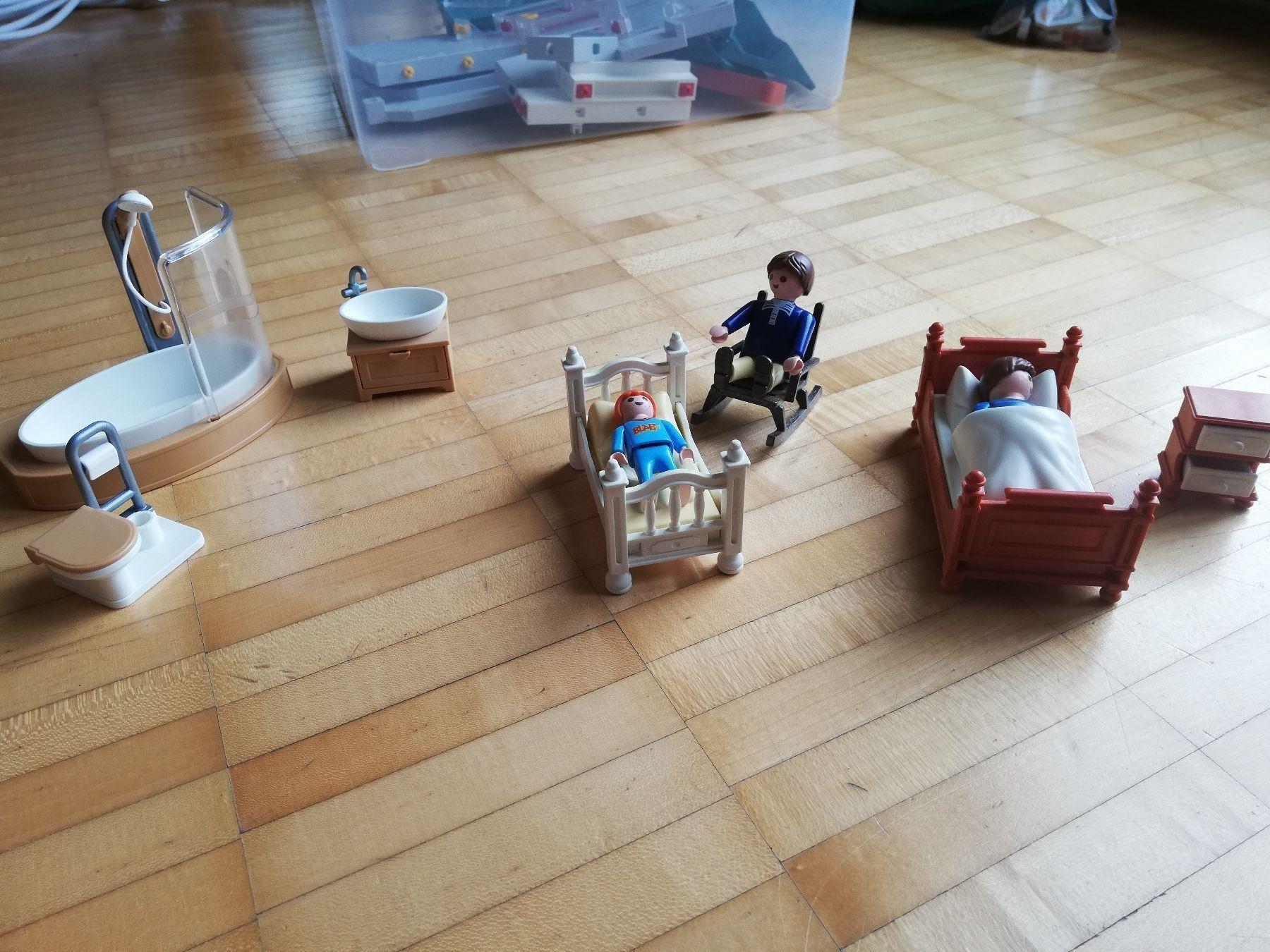 Playmobil Schlafzimmer 5331