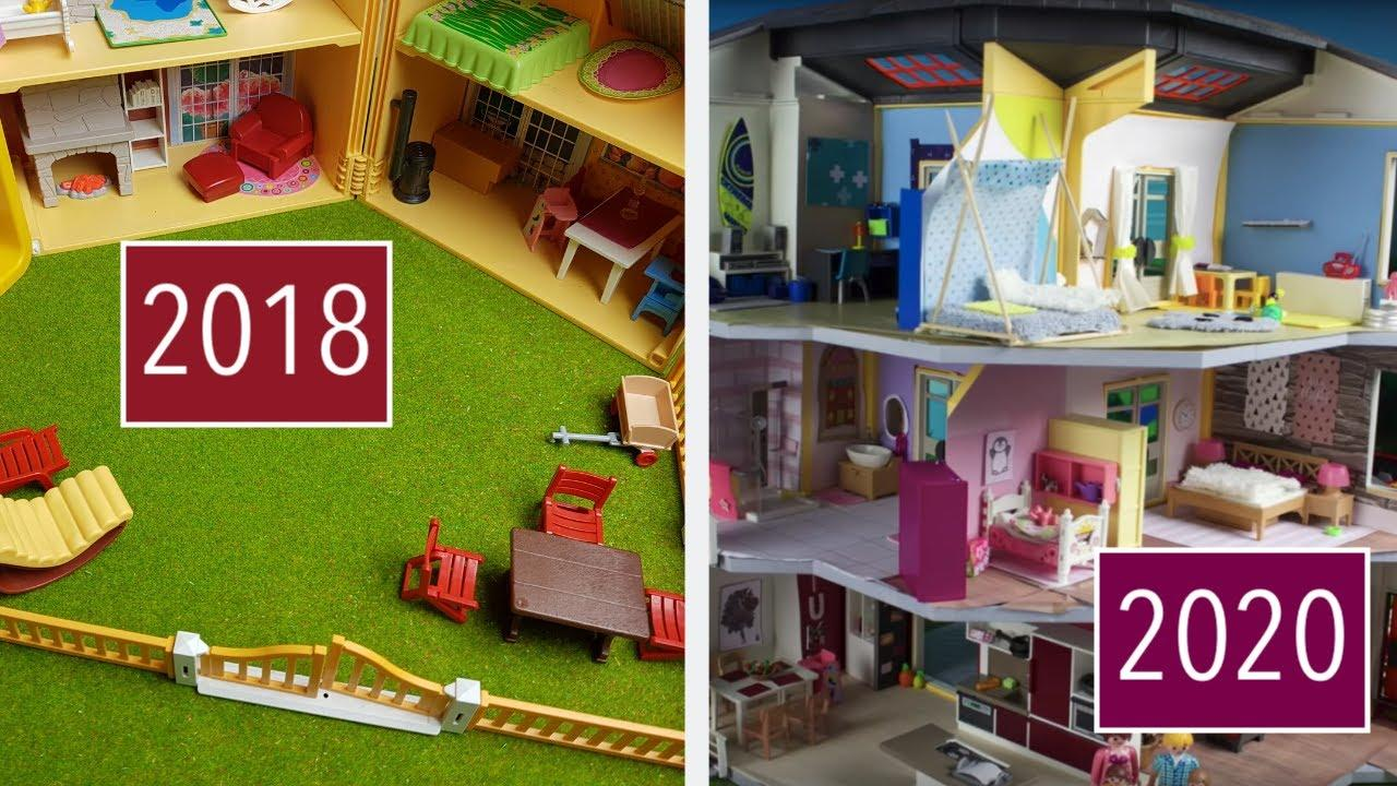 Playmobil Schlafzimmer Alt