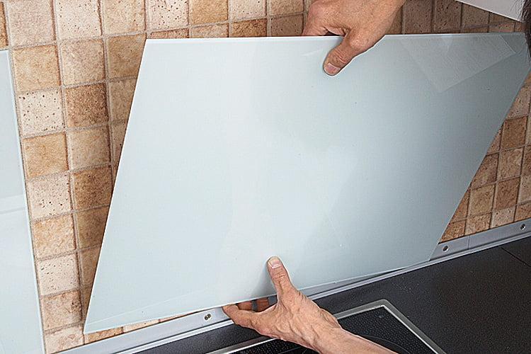 Plexiglas Küchenrückwand Ideen