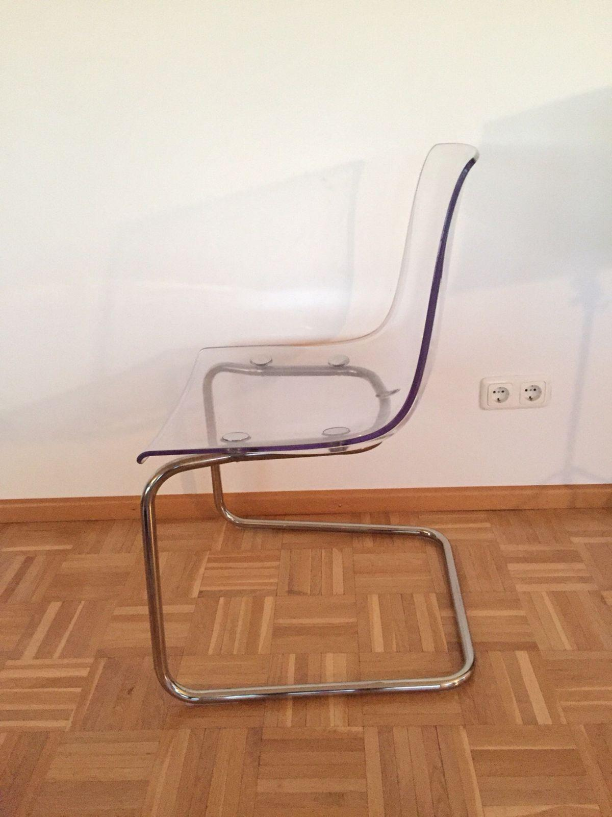 Plexiglas Stuhl Ikea