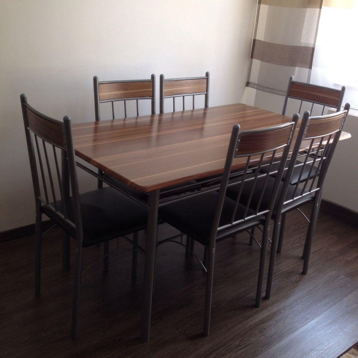 Poco Esstisch Mit Stühlen