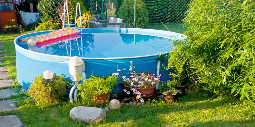 Pool 3m Durchmesser 1 M Tief