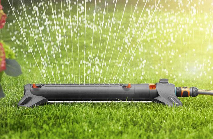 Profi Bewässerungssystem Garten