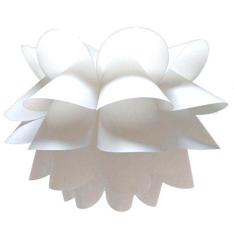 Puzzle Lampe Material