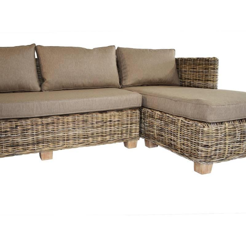 Rattan Couch Wohnzimmer