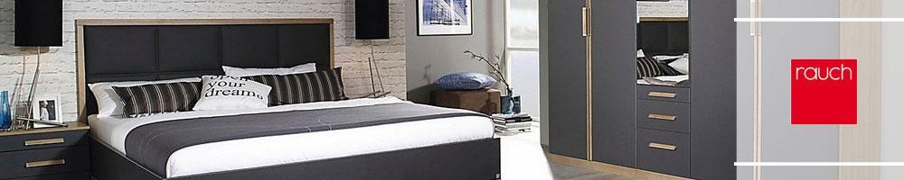 Rauch Orange Schwebetürenschrank »toma« Mit Umfangreicher Innenausstattung