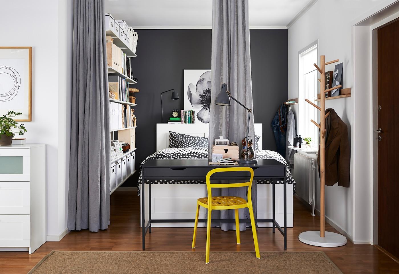 Raumteiler Schlafzimmer Büro