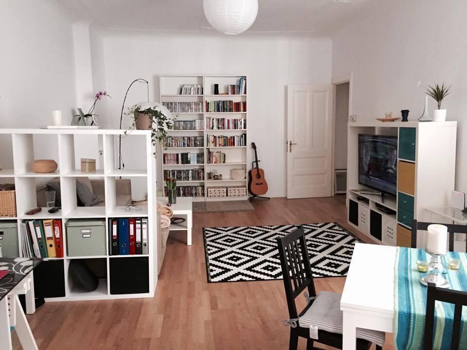 Raumteiler Wohnzimmer Arbeitszimmer