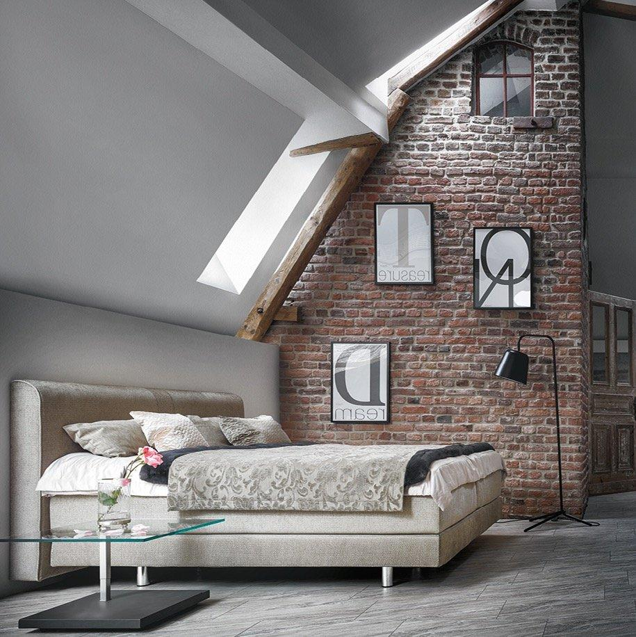 Regal Hinter Bett Dachschräge