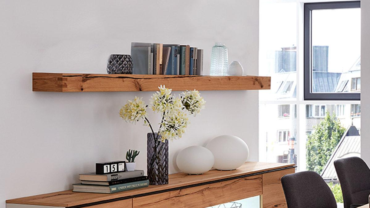Regal Wohnzimmer Holz