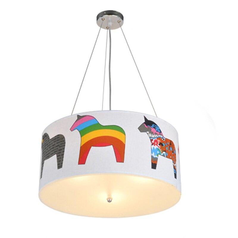 Regenbogen Lampe Kinderzimmer