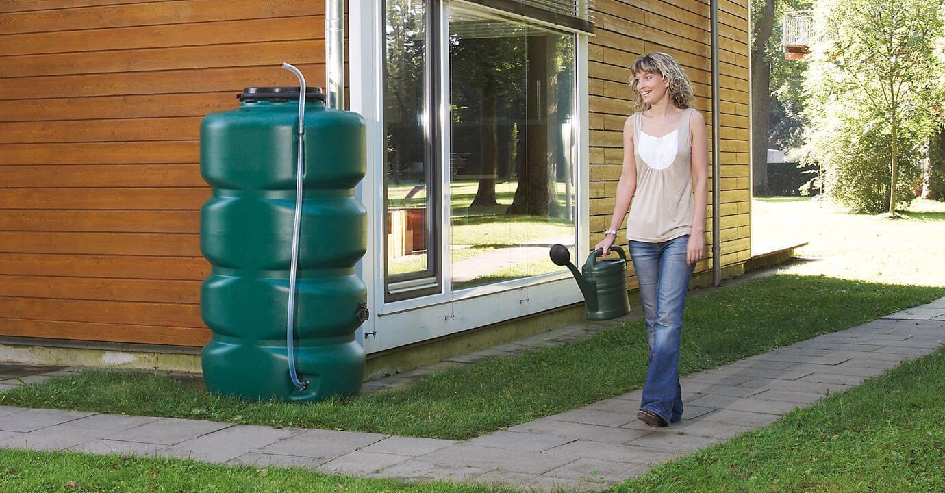 Regenwassertank Oberirdisch 1000 Liter