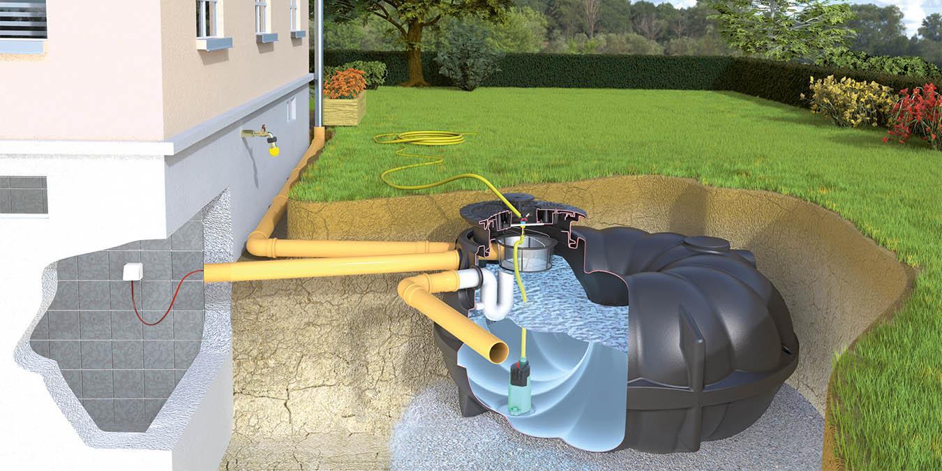 Regenwassertank Selber Bauen