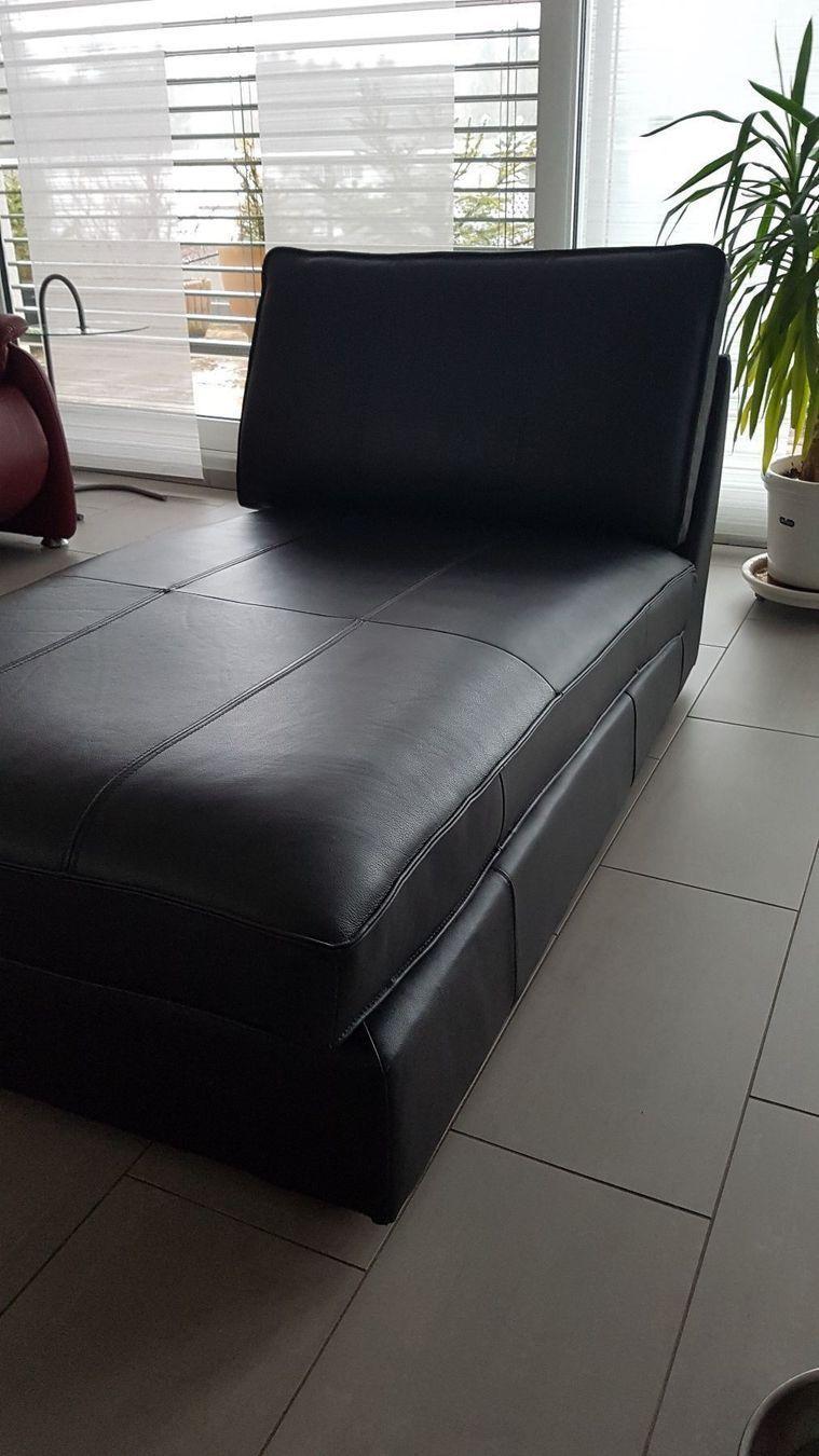 Relaxliege Leder Gebraucht