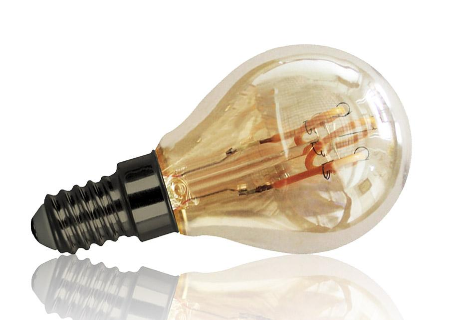 Retro Glühbirne E14