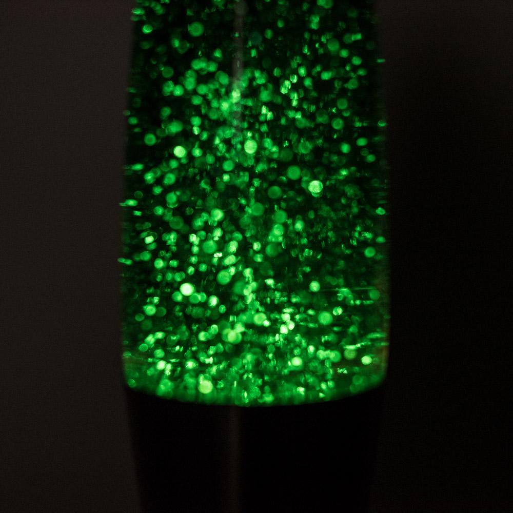 Retro Lampe Grün