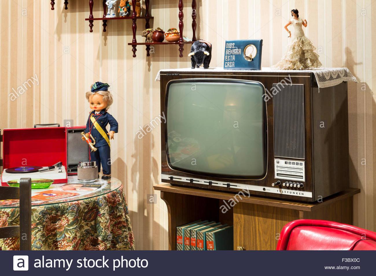 Retro Wohnzimmer 70er