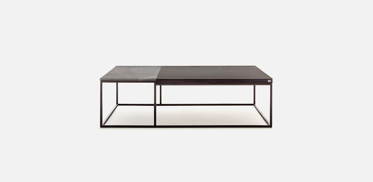 Rolf Benz Glastisch Couchtisch