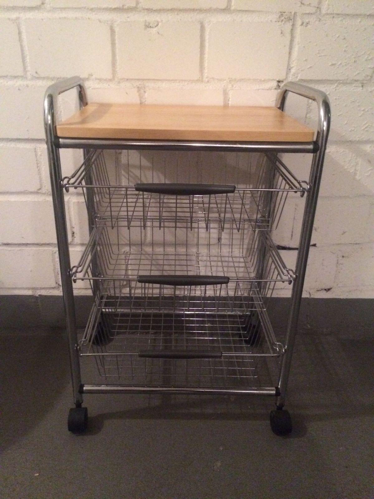 Rollwagen Küche Mit Schubladen