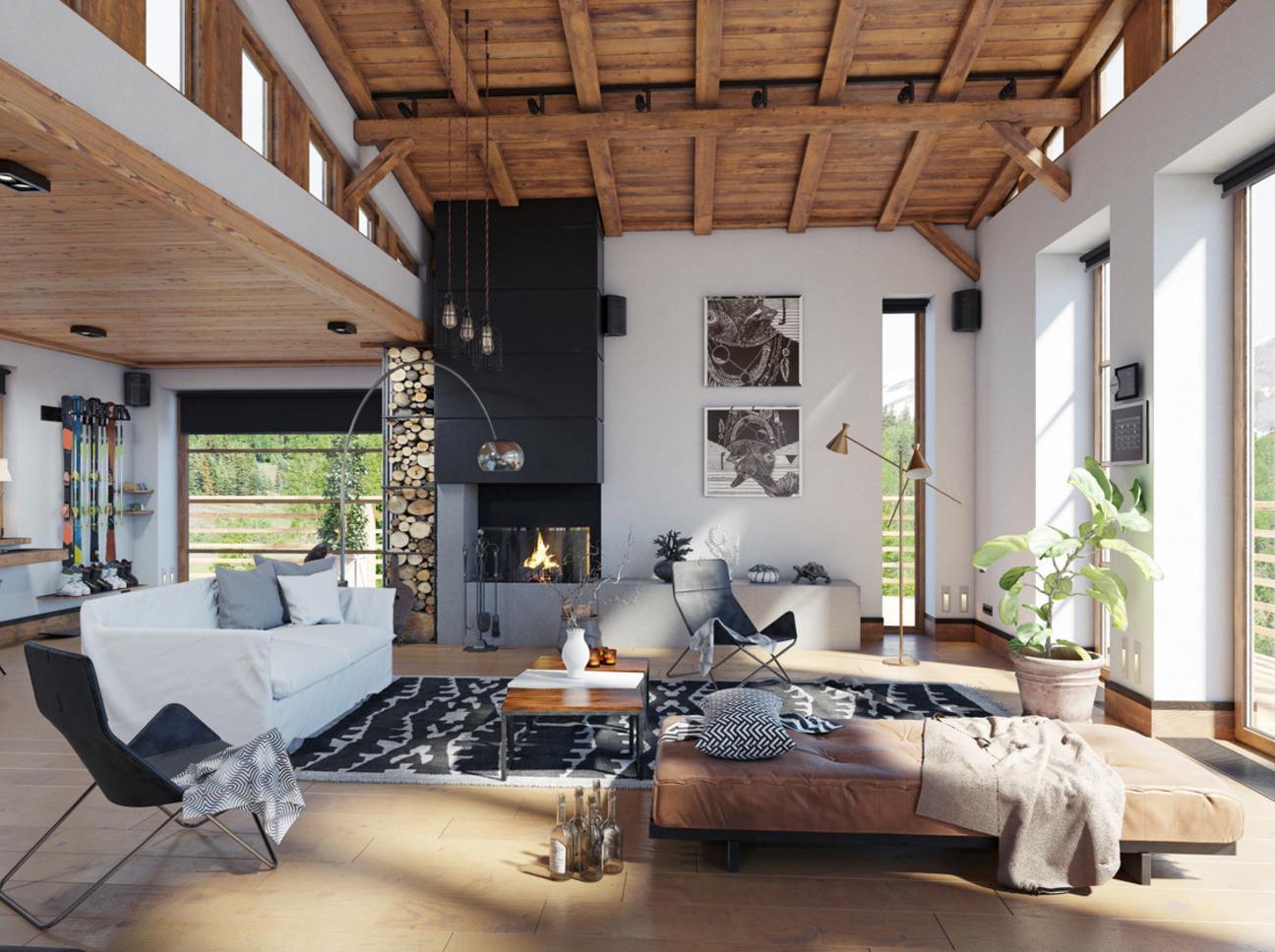 Romantisch Wohnen Moderner Landhausstil Wohnzimmer Landhausstil