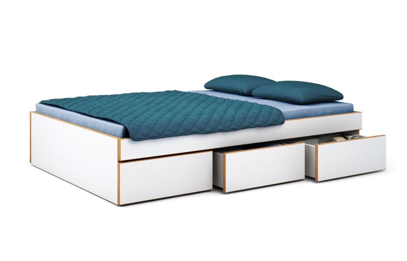Runde Betten Mit Bettkasten