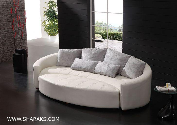 Runde Couch Mit Schlaffunktion