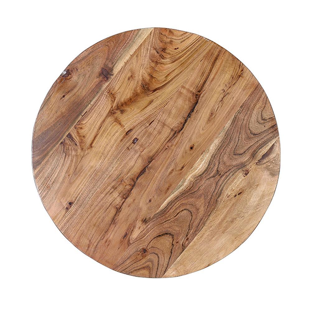 Runde Couchtische Holz