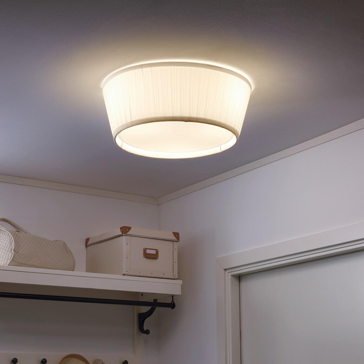 Runde Deckenlampe Ikea
