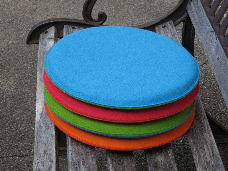 Runde Sitzkissen Für Gartenstühle