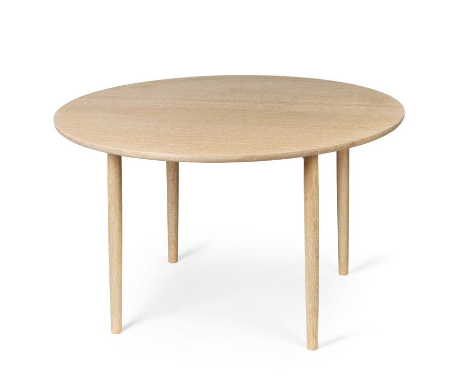 Runder Holz Esstisch