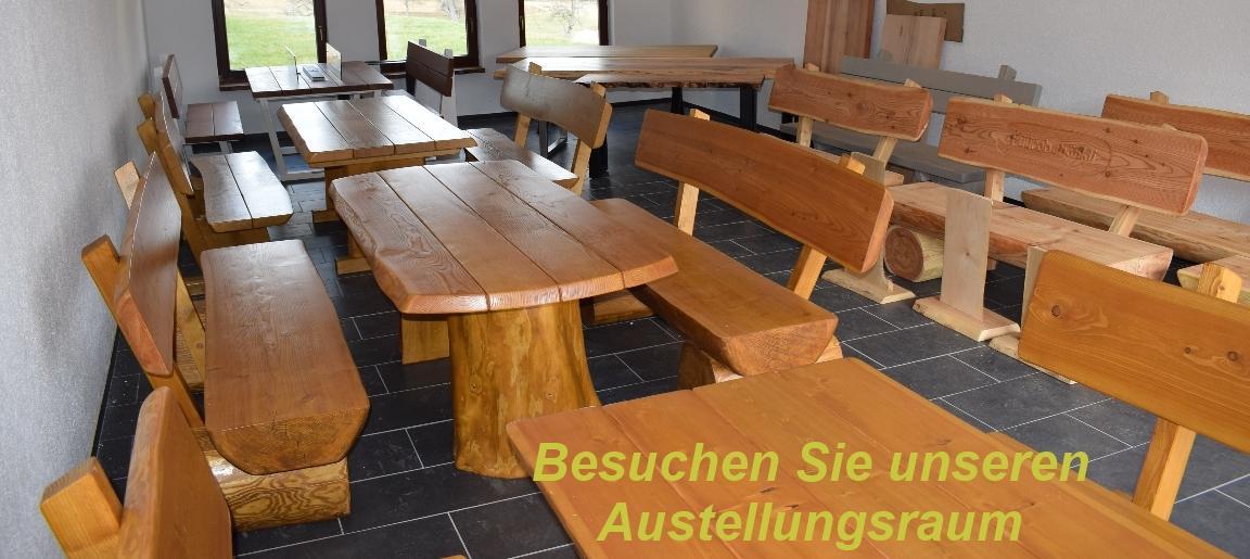 Rustikale Gartenmöbel Allgäu